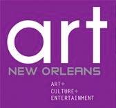art new orleans logo